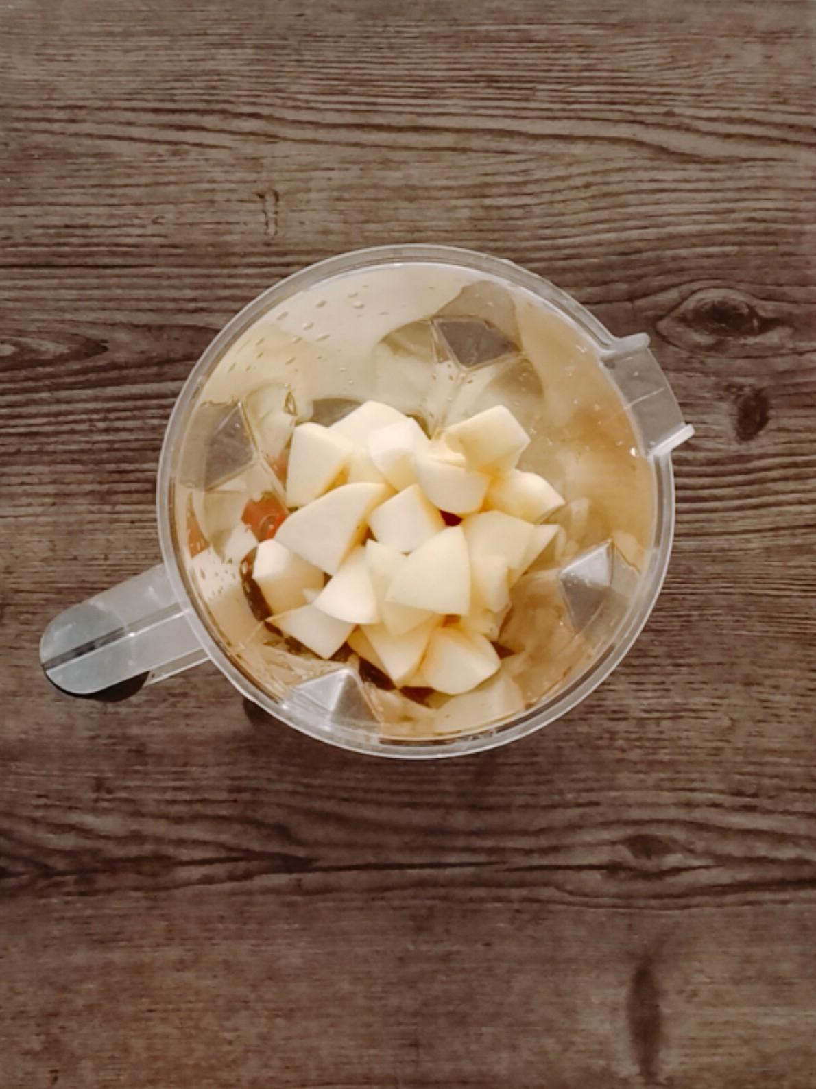 苹果香蕉胡萝卜汁的简单做法