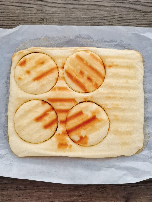 芋泥肉松麻薯盒子蛋糕怎么煮
