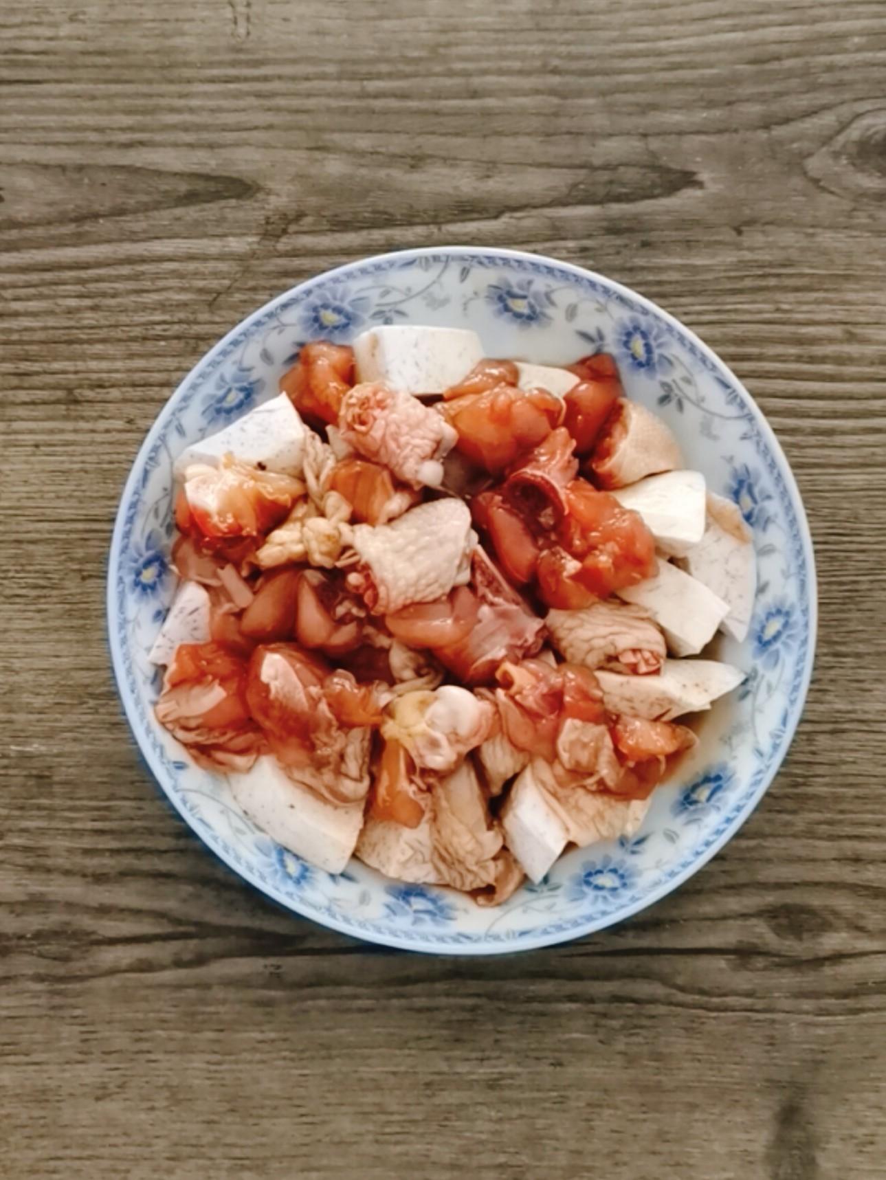 芋头蒸鸡怎么吃