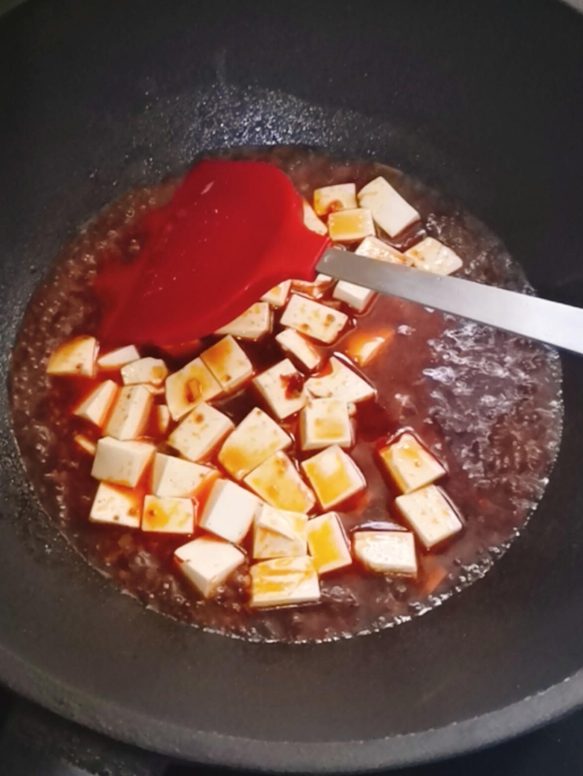 杂酱豆腐怎么做