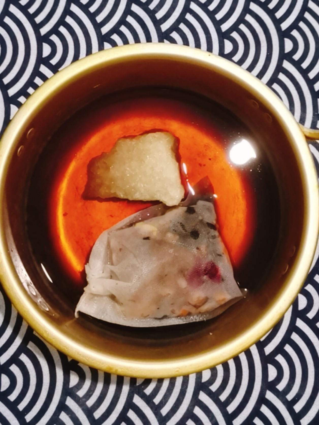 桂花酸梅汤的简单做法