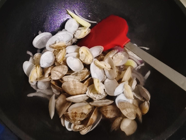 葱油蚬子怎么吃
