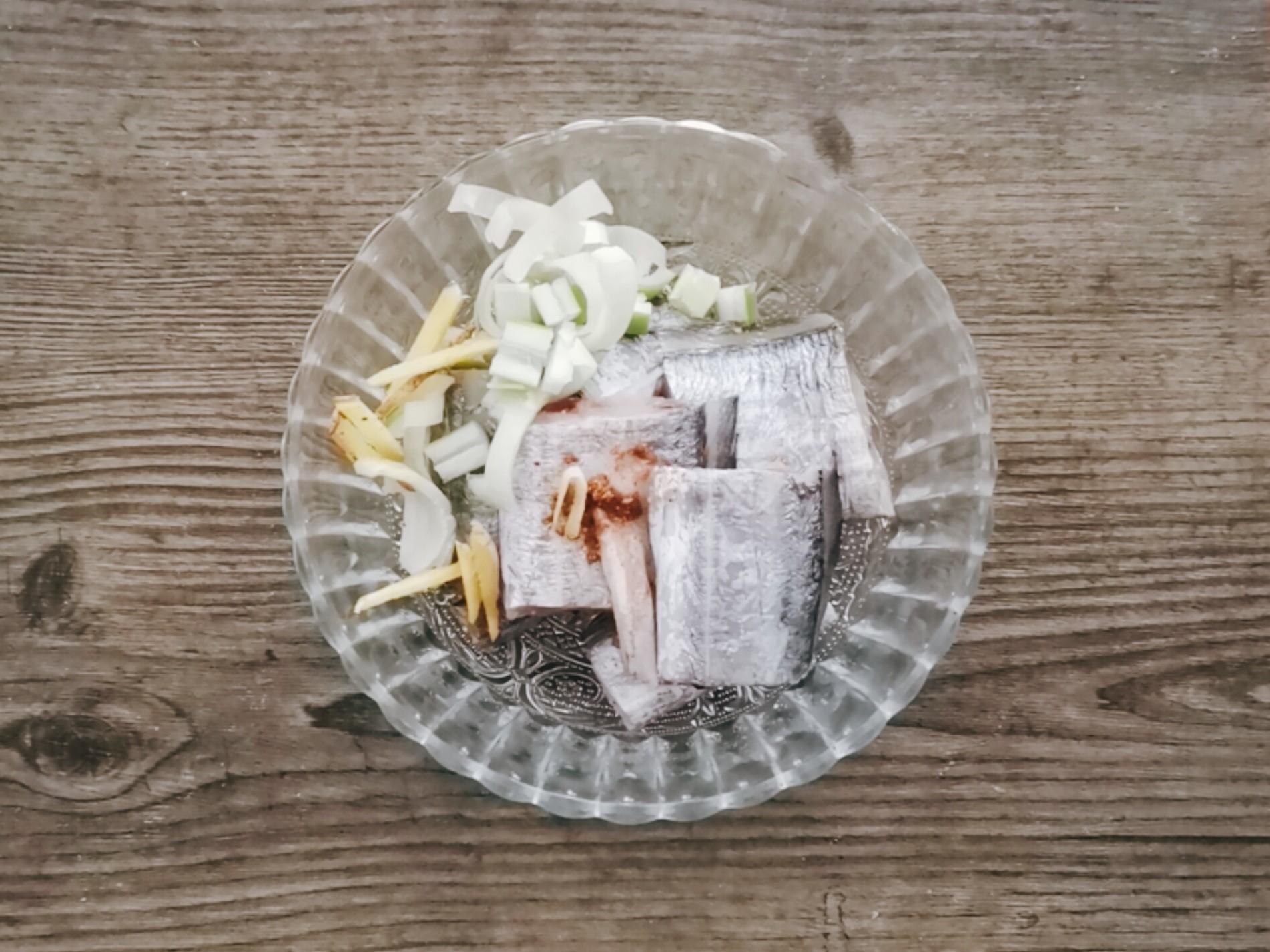 带鱼还可以做成茄汁味,保管家人都爱吃~的做法图解