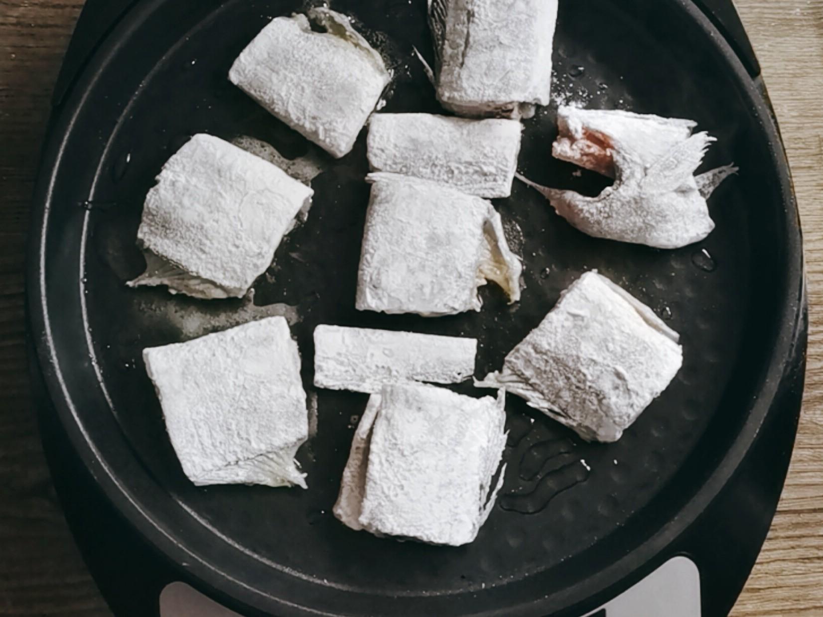 带鱼还可以做成茄汁味,保管家人都爱吃~的简单做法