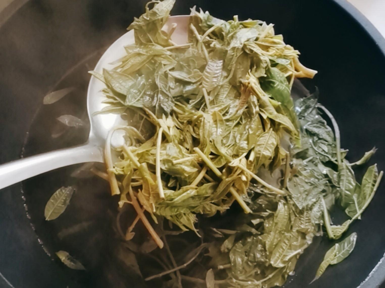 凉拌香椿的做法图解