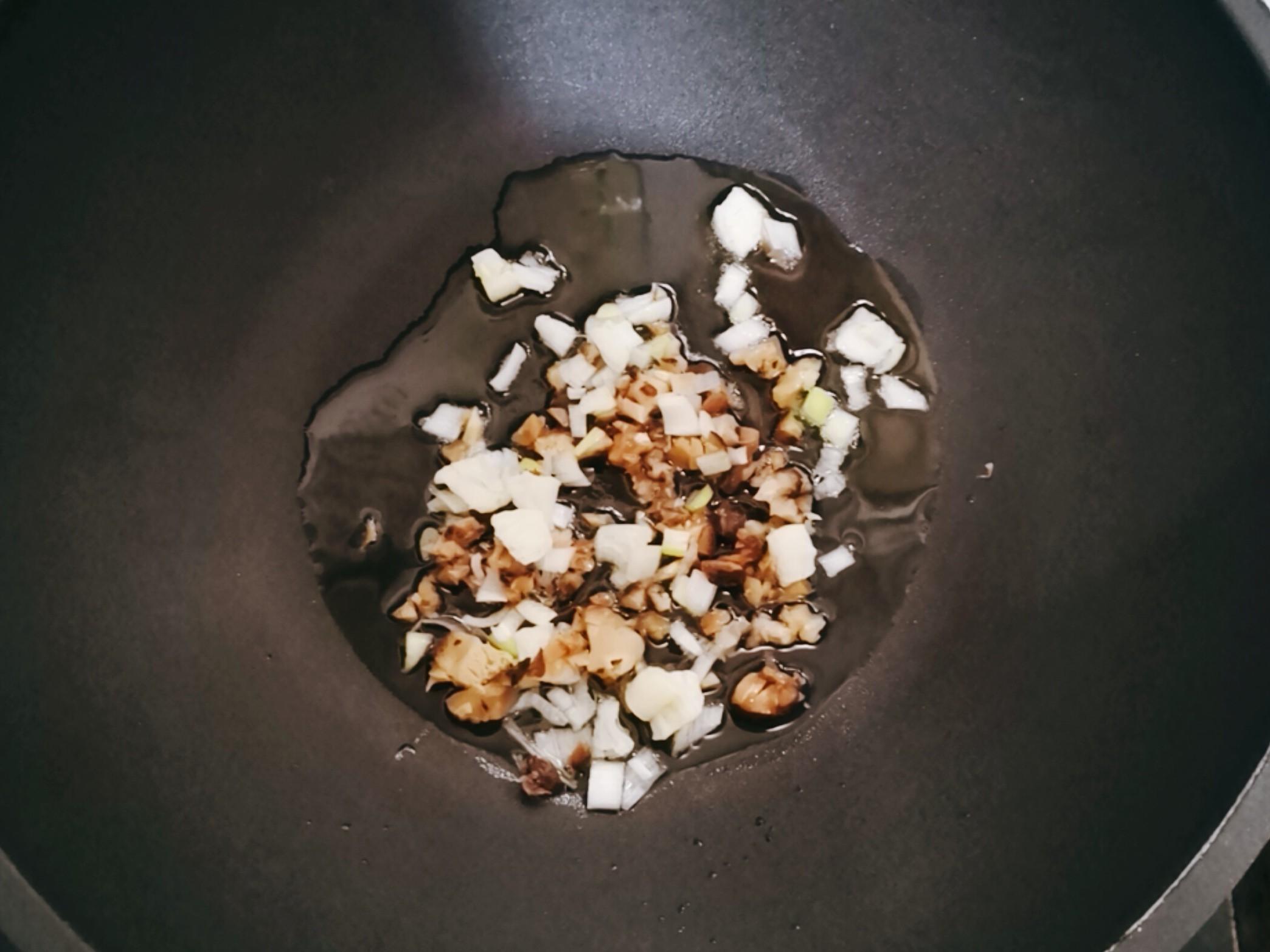 香菇萝卜煲的做法图解