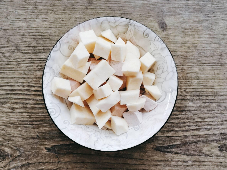 红薯香芋粥的做法图解