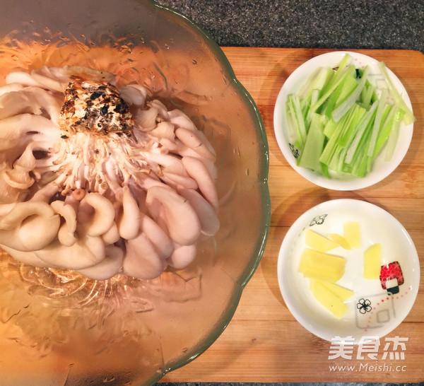 清炒蘑菇的做法大全