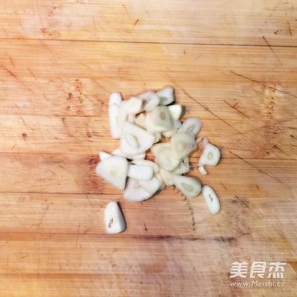 香菇炒青菜怎么吃