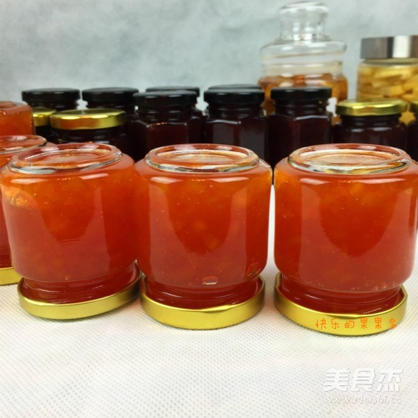 红苹果葡萄柚果酱怎样煮
