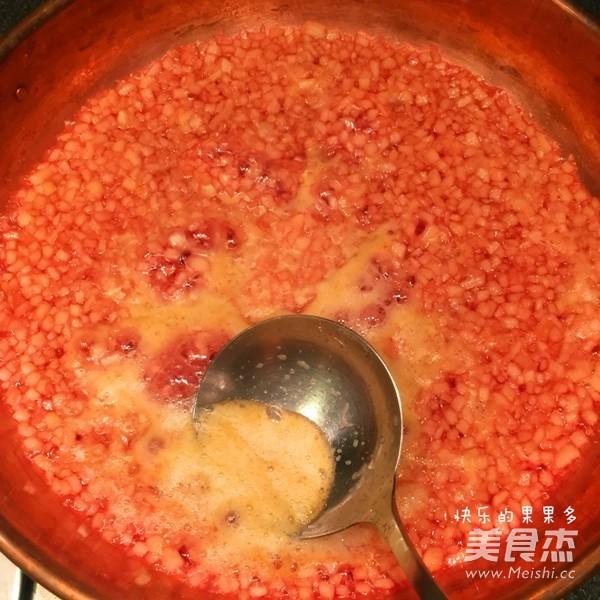 红苹果李子果酱怎么煸