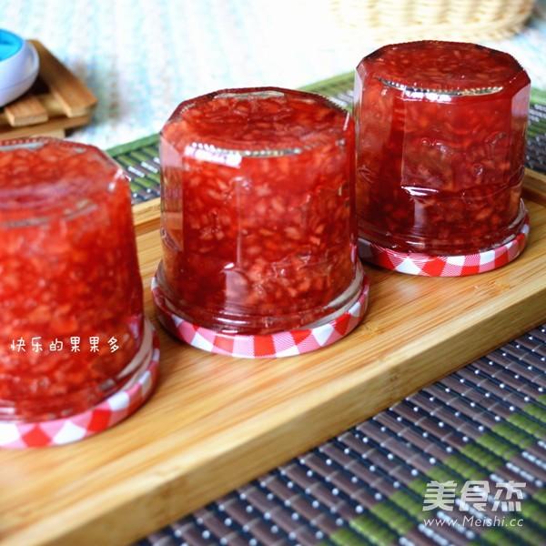 红苹果李子果酱怎样炒