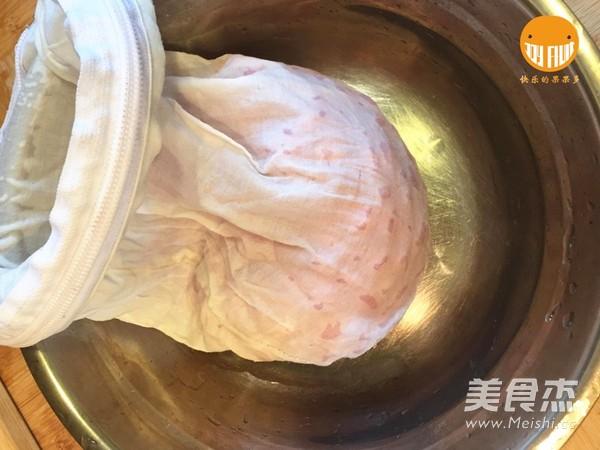 粉红石榴汁怎么吃