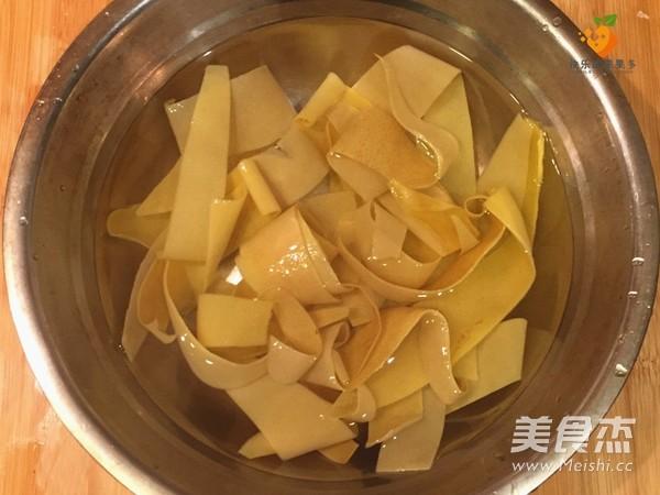 自制蜂蜜柚子茶怎么炒