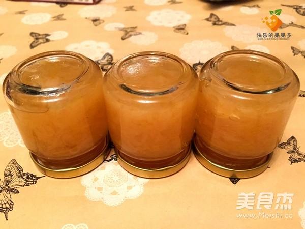 自制蜂蜜柚子茶怎样炒