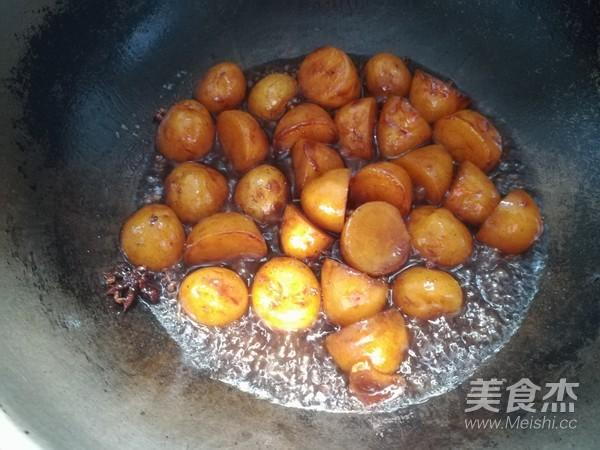 红烧土豆怎样煸