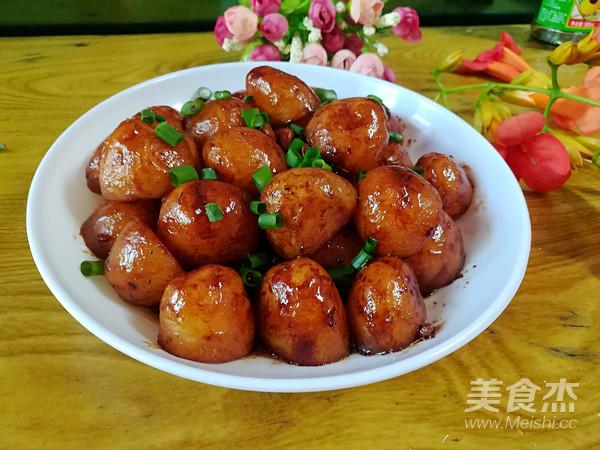 红烧土豆怎样煮