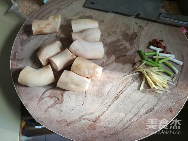 红烧杏鲍菇的做法图解