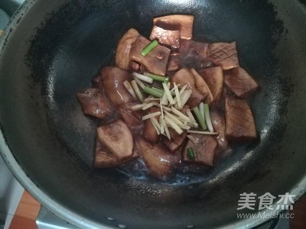 红烧杏鲍菇怎么炖