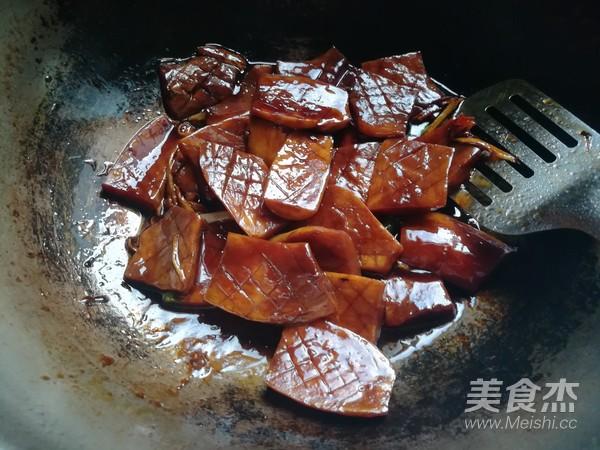 红烧杏鲍菇怎样煸