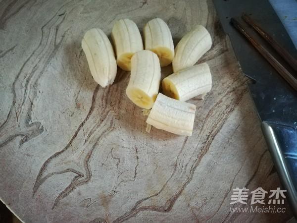 脆皮香蕉的做法图解