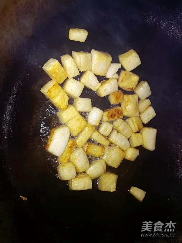 快手千叶豆腐鸡蛋汤的简单做法