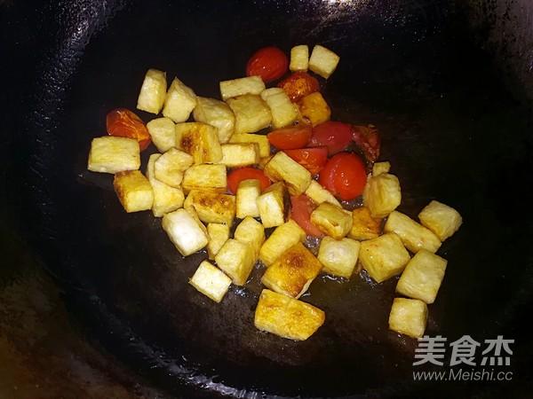 快手千叶豆腐鸡蛋汤怎么吃