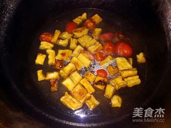 快手千叶豆腐鸡蛋汤怎么做