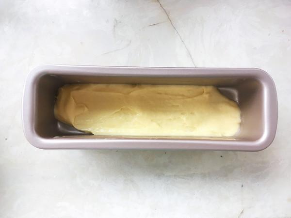 柠檬星磅蛋糕的制作大全