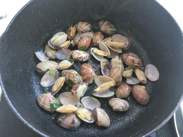 海鲜面怎么煮