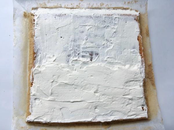 枣泥奶冻蛋糕卷的做法大全