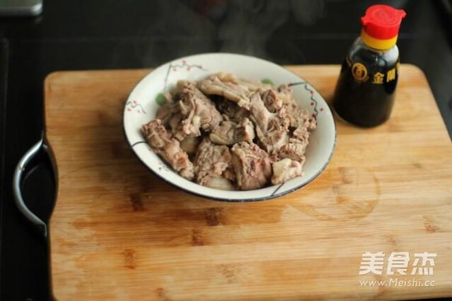 姜片鸭的简单做法