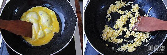 鸡蛋炸酱面的家常做法