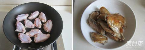 麻辣鸡翅香锅的做法图解