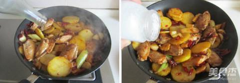 麻辣鸡翅香锅怎么吃