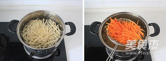 菠菜拌豆皮的做法大全