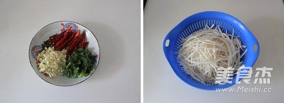 干煸杏鲍菇的做法大全