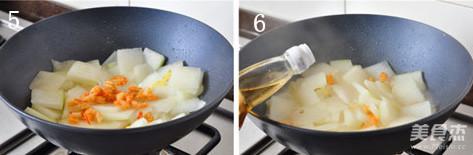 海米烧冬瓜的家常做法