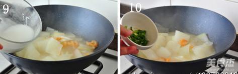 海米烧冬瓜怎么吃