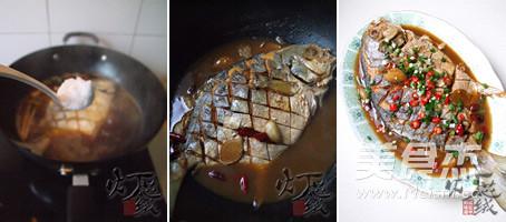 红烧鲳鱼的简单做法