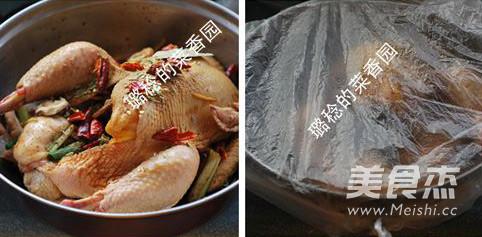香酥烤鸡的做法图解
