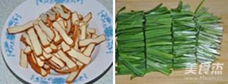 韭菜炒豆干的做法大全