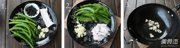 豆豉煸辣椒的做法大全