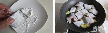 茄汁带鱼的做法图解