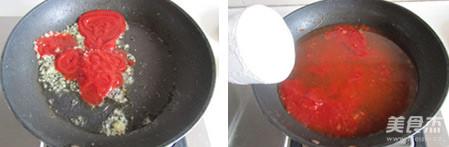 茄汁带鱼的简单做法