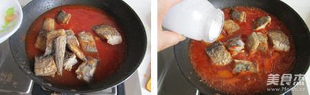 茄汁带鱼怎么吃