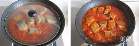 茄汁带鱼怎么做