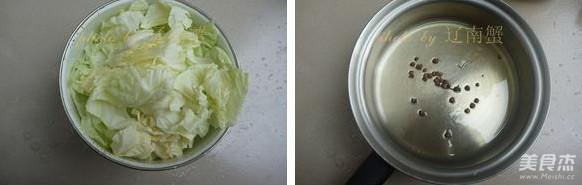 手撕包菜的做法图解
