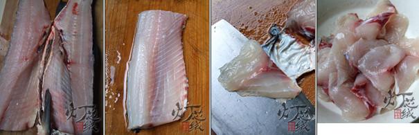 葱油淋鱼片的做法大全