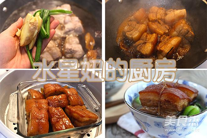 东坡肉的做法图解